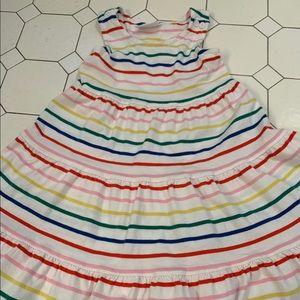 EUC Hanna Andersson Cotton Jersey Twirl Dress